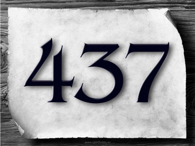 2032 Domovní číslo Bangkok BW