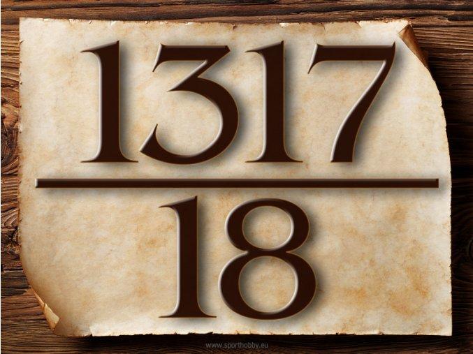2033 Domovní číslo Bangkok Lomítko