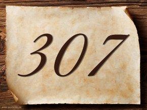 2018 Domovní číslo