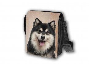 Taška Finský laponský pes T046