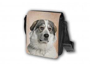 Taška Pyrenejský horský pes T087