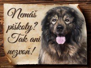 962 Šarplaninský pastevecký pes