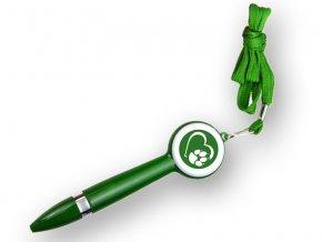 Pero 35414 zelené shop 1