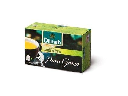 Dilmah Pure Green, čaj pravý zelený