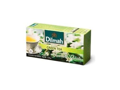 Dilmah Jasmine Petals, čaj zelený, jasmínový květ