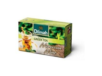 Dilmah Moroccan Mint, čaj zelený, marocká máta