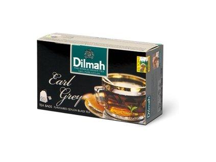 Dilmah Earl Grey, čaj černý, s bergamotem
