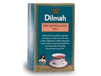 Dilmah Gourmet Decaffeinated Black Tea, čaj černý bezkofeinový