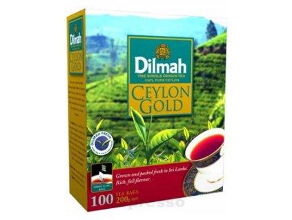 Dilmah Ceylon Gold, čaj černý pravý