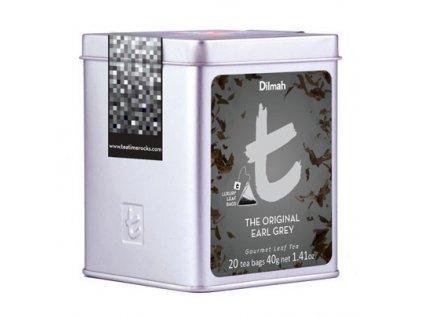 Dilmah T-Luxury The Original Earl Grey, černý čaj s bergamotem