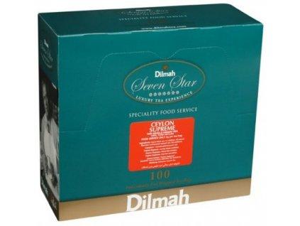 Dilmah Gourmet Ceylon Supreme, čaj pravý černý