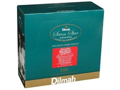 Dilmah Gourmet English Breakfast , čaj pravý černý anglický snídaňový