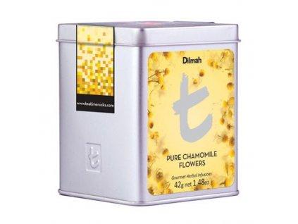Dilmah T-Caddy Pure Chamomile Flowers, heřmánek