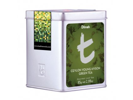 Dilmah T-Caddy Ceylon Young Hyson Green Tea