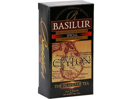 Basilur Island of Tea Special, černý čaj