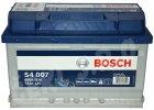 Autobaterie BOSCH S4 007, 72Ah (0 092 S40 070)