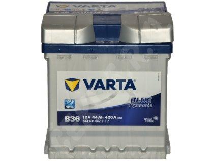 Autobaterie VARTA Blue dynamic 44Ah , B36