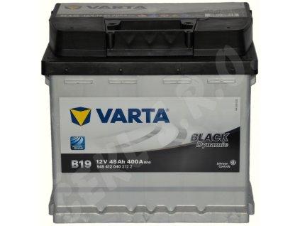 Autobaterie VARTA Black dynamic 45Ah , B19