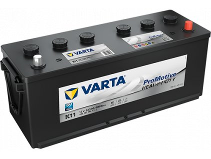 Autobaterie VARTA ProMotive Heavy Duty (Black) 143Ah , K11