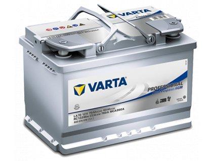 VARTA Professional Dual Purpose AGM 70Ah , LA70