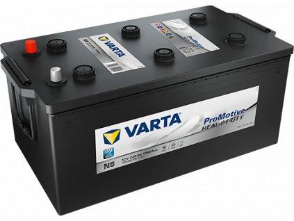 Autobaterie VARTA ProMotive Black 220Ah , N5