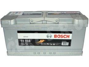 Autobaterie BOSCH S5 015, 110Ah (0 092 S50 150)