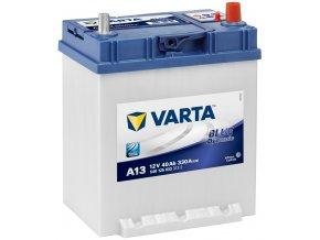 Autobaterie VARTA Blue dynamic 40Ah , A13 (Asia Typ)