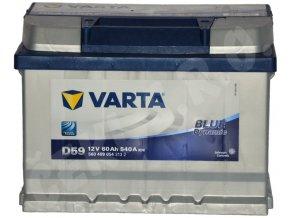 Autobaterie VARTA Blue dynamic 60Ah , D59