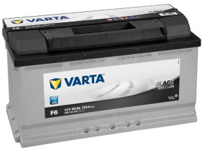 Autobaterie VARTA Black dynamic 90Ah , F6