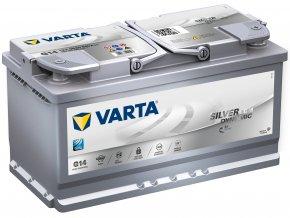 Autobaterie VARTA Silver AGM (Start - Stop Plus) 95Ah , G14
