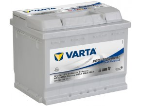 VARTA Professional Dual Purpose (Deep Cycle) 60Ah , LFD60