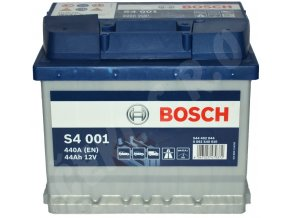 Autobaterie BOSCH S4 001, 44Ah (0 092 S40 010)