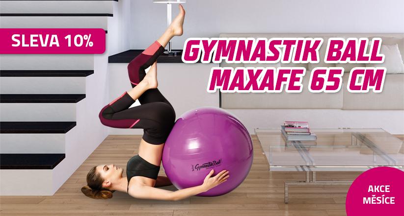 Gymnastik ball MAXAFE pr. 65 cm