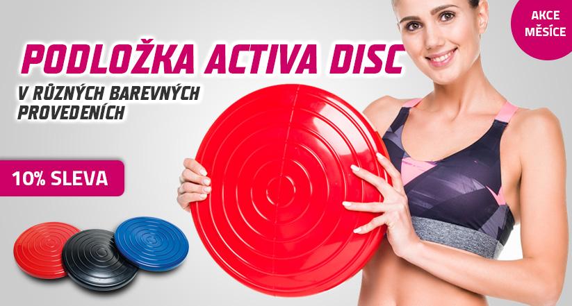 Podložka Activa Disc Maxafe