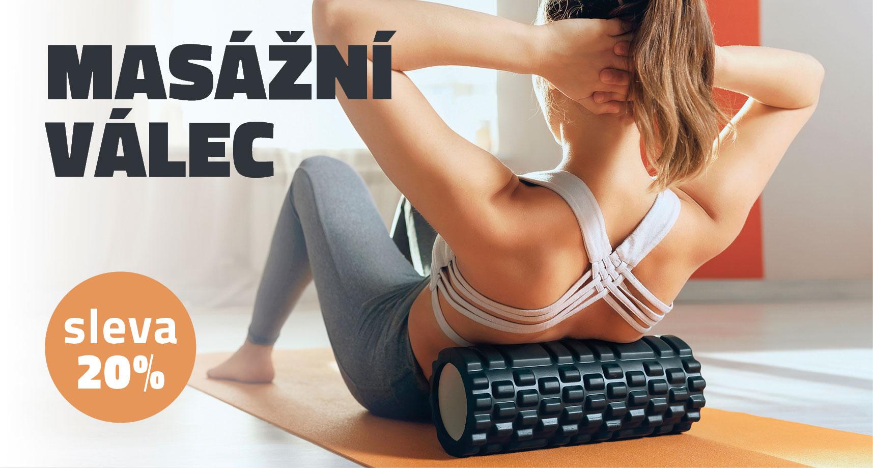 YATE MASÁŽNÍ VÁLEC 45 X 15 CM