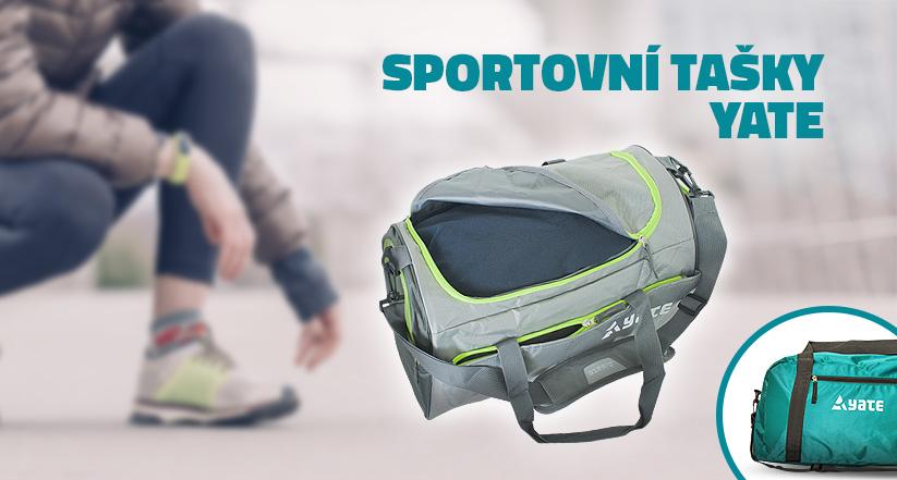 Sportovní tašky YATE