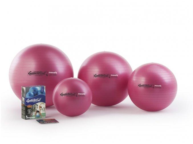 LEDRAGOMMA Gymnastik Ball MAXAFE 53 cm