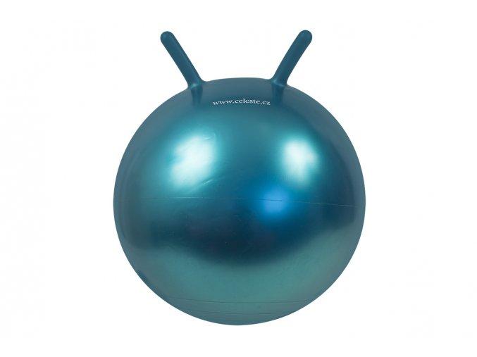 RC00451 GYM BALL SKAKACI S UCHY 55 CM