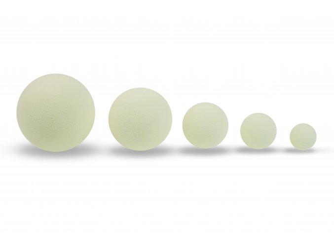 Molitanový míček M2 průměr 2 cm