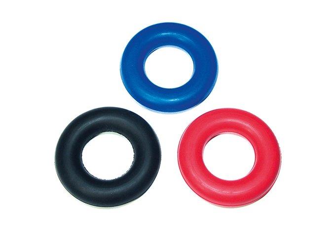 Posilovací kroužek gumový pr. 9 cm silič prstů