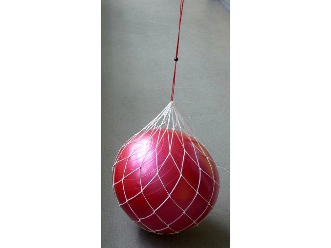 Závěsná síť na míče