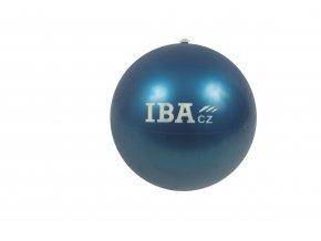 RC00770 GYM BALL 26 28 CM MODRY IBA