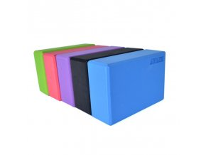 Yoga brick - pěnový blok