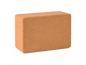 SA04740 yate yoga block 23 x 15 x 7 5 cm korkovy