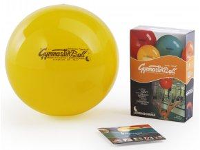 Sada Gymnastik Ball Standard 42 cm + kniha a DVD Janošková