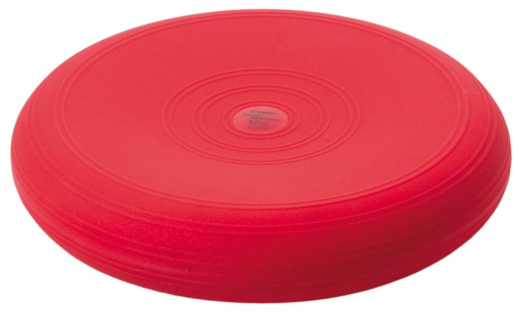 Podložka Dynair Ballkissen 33 cm barva: červená