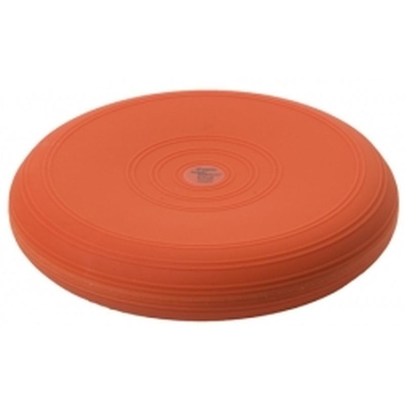 Podložka Dynair Ballkissen 33 cm barva: oranžovo-hnědá