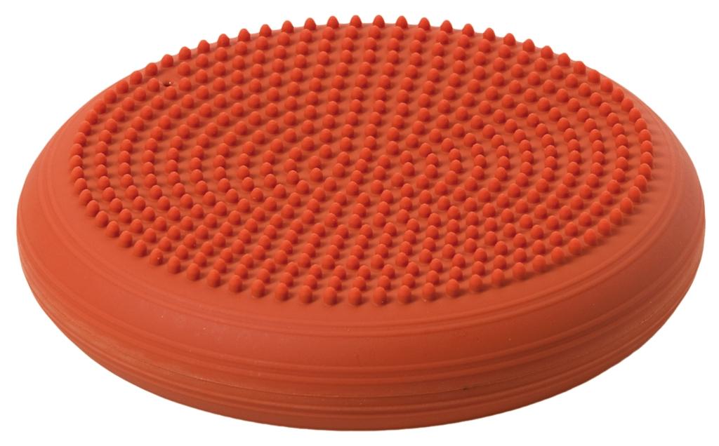 Podložka Dynair Senso Ballkissen 33 cm barva: oranžovo-hnědá