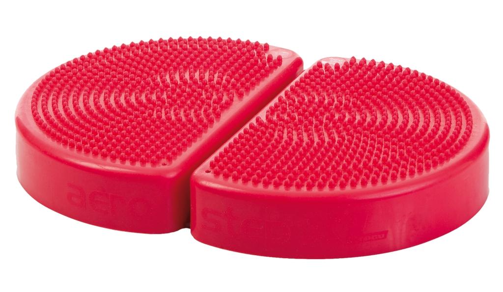 Balanční plocha Aerostep barva: červená