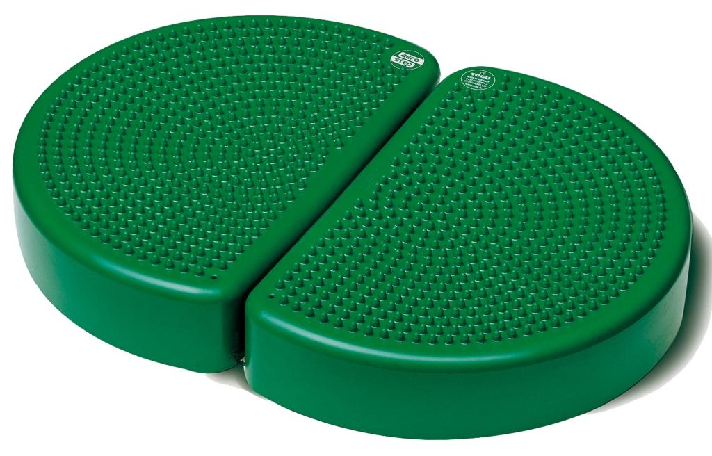 Balanční plocha Aerostep barva: Zelená